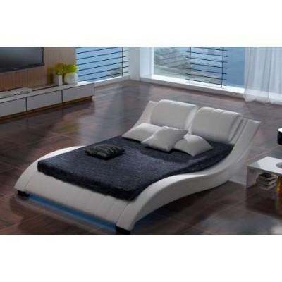 Łóżko tapicerowane K10, różne kolory i wymiary!
