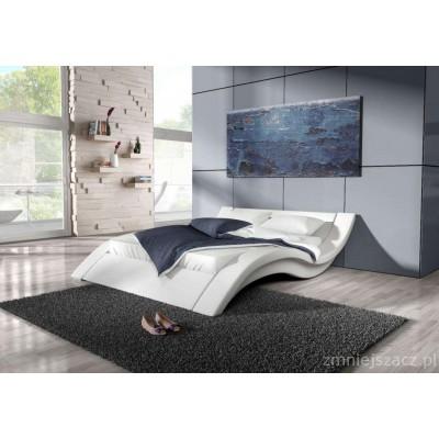 Łóżko tapicerowane K11, różne kolory i wymiary!
