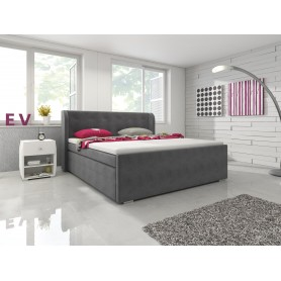 Łóżko tapicerowane VERONA - 140/160/180x200