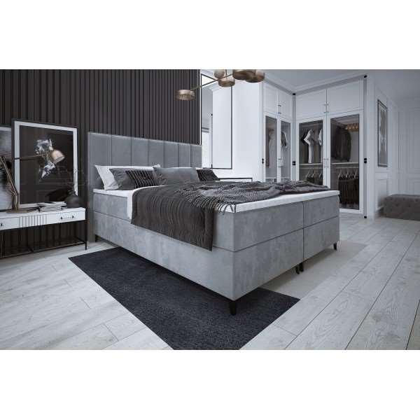 Łóżko kontynentalne CONTE II