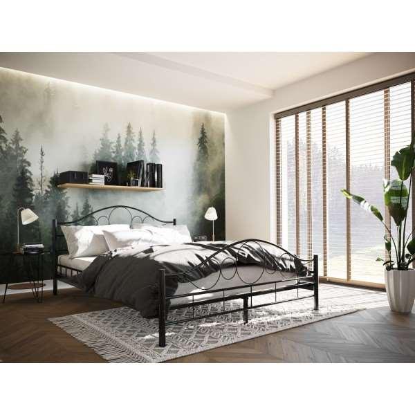 Łóżko metalowe MIA