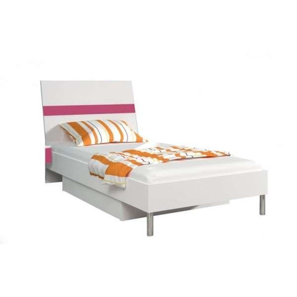 Łóżko do sypialni RAJ 1 wysoki połysk