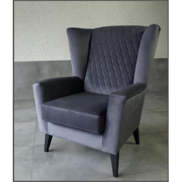 Fotel RODOS 3D CARO-1