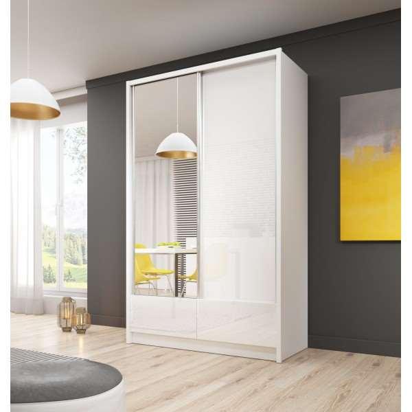 Szafa ARIA I z drzwiami przesuwnymi i jednym lustrem