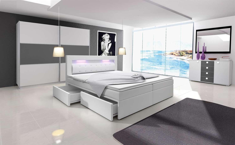 Łóżko tapicerowane MILANO III - 140/160/180x200