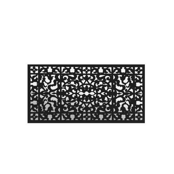 Panel ażurowy ścienny MANILA