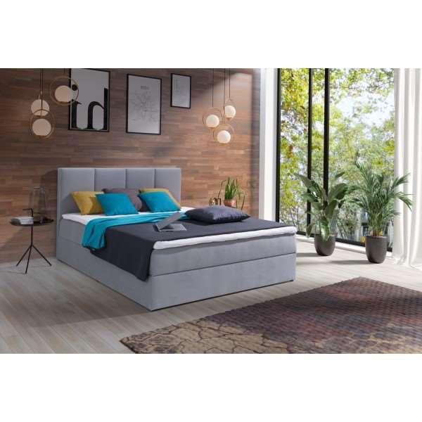 Łóżko tapicerowane ELZA 120/140160/180/200x200 cm