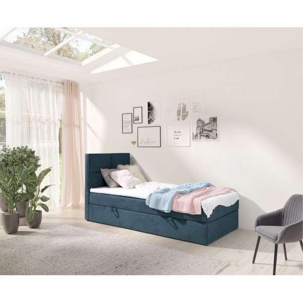 Łóżko kontynentalne CROSS MINI 70/80/90/100x200 cm