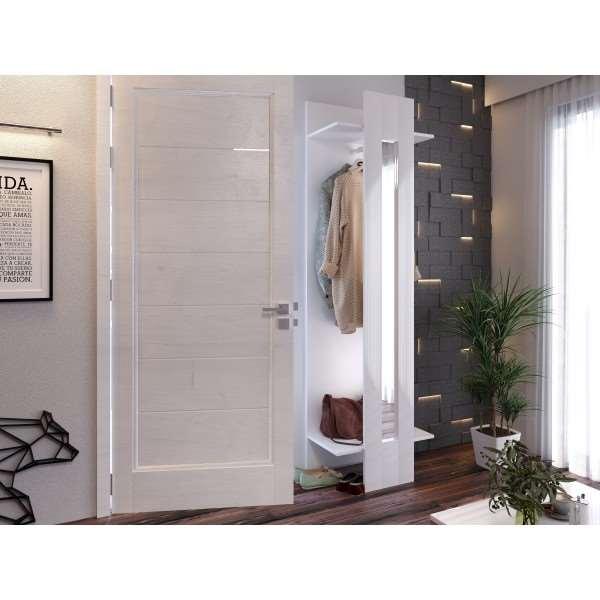 Garderoba Vancouver 413 biały połysk
