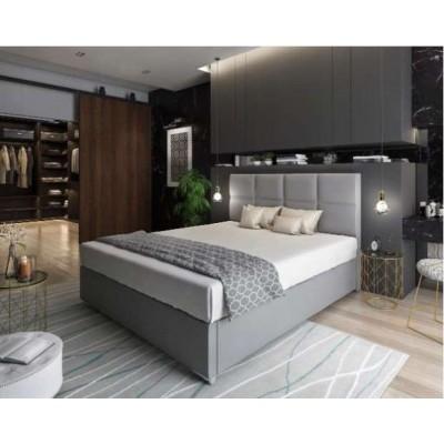 Łóżko kontynentalne MONA