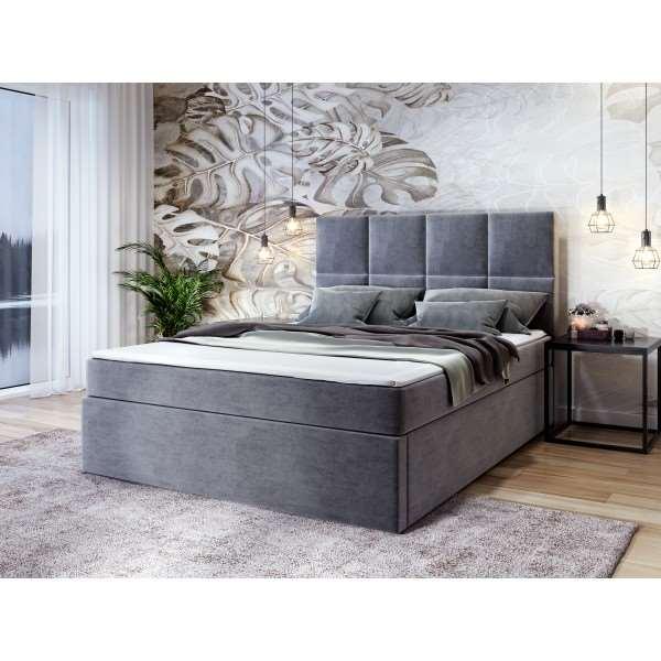Łóżko kontynentalne WENDY - Jasmine 96