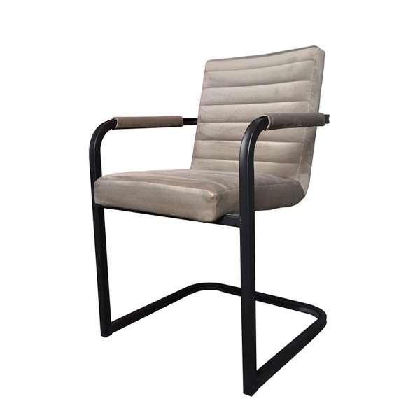 Krzesło tapicerowane OFF