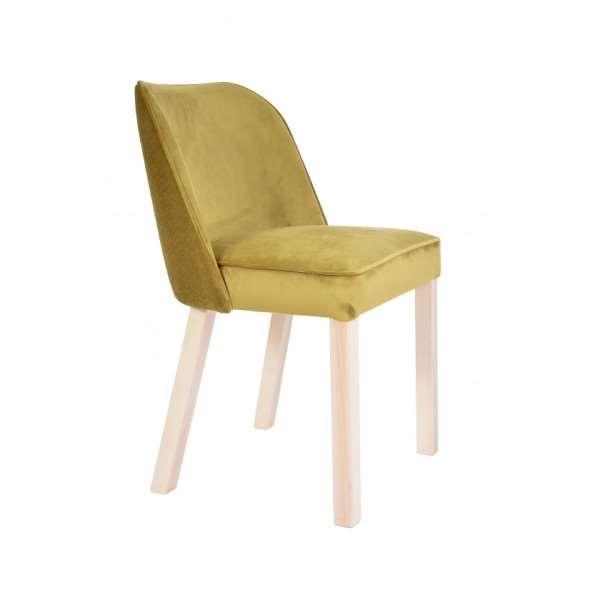 Krzesło tapicerowane BALI
