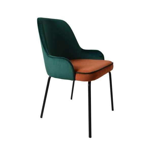 Krzesło tapicerowane LINZ