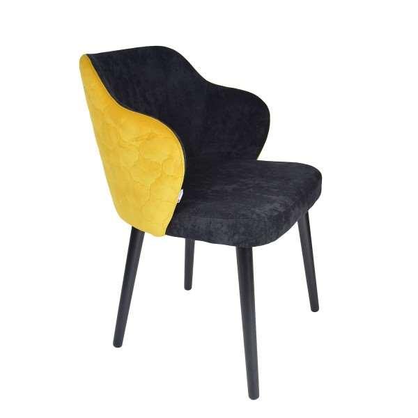 Krzesło tapicerowane BELLO
