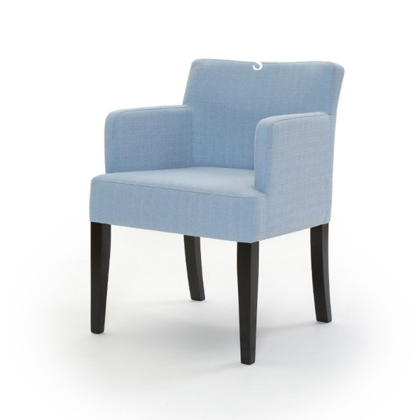 Fotel tapicerowany VITO niski