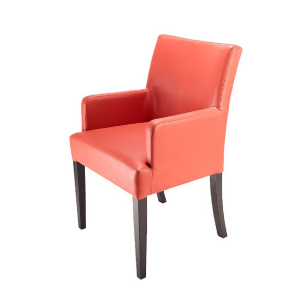 Fotel tapicerowany VITO wysoki