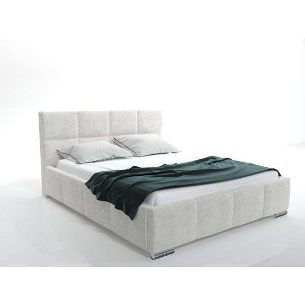 Łóżko tapicerowane SARA z pojemnikiem 180x200 Jasmine 21