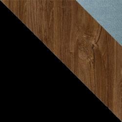 Czarny / dąb stirling + Monolith 72