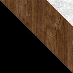 Czarny / dąb stirling + Monolith 84