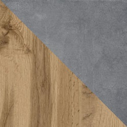 Dąb wotan / beton