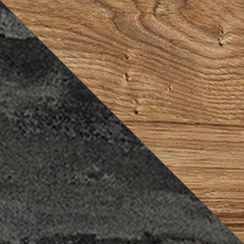 Dąb ribbeck / czarny kamień