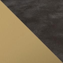 Złoty mat / ciemny beton