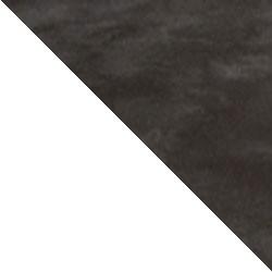 Biały / ciemny beton