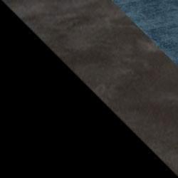 Czarny / ciemny beton + granat